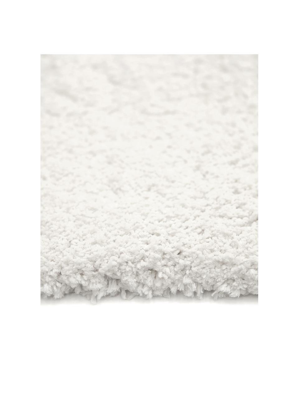 Puszysty dywan z wysokim stosem Leighton, Kremowy, S 80 x D 150 cm (Rozmiar XS)