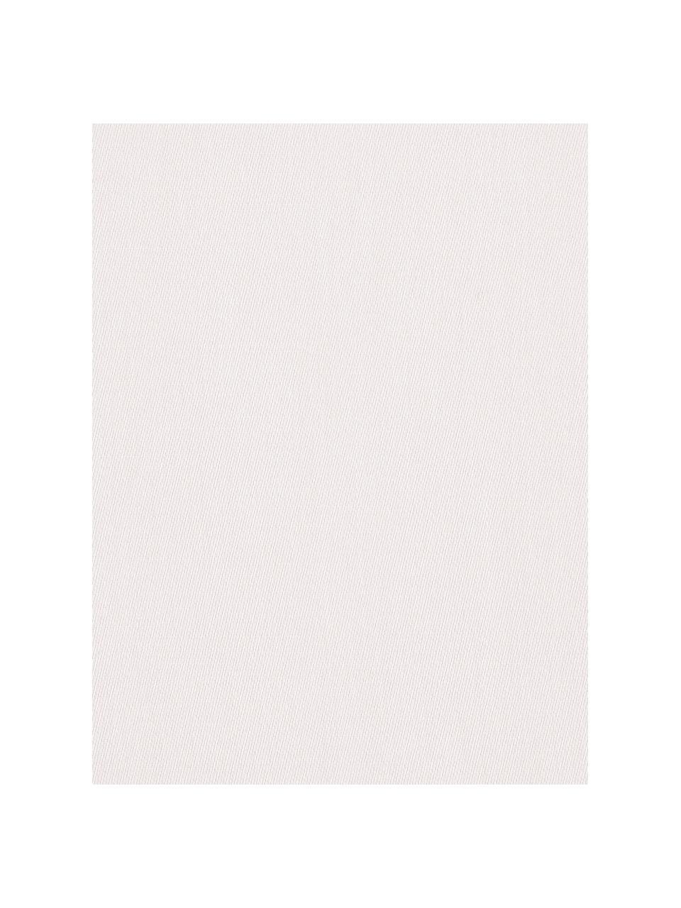 Katoensatijnen dekbedovertrek Comfort, Weeftechniek: satijn, licht glanzend, Roze, 240 x 220 cm