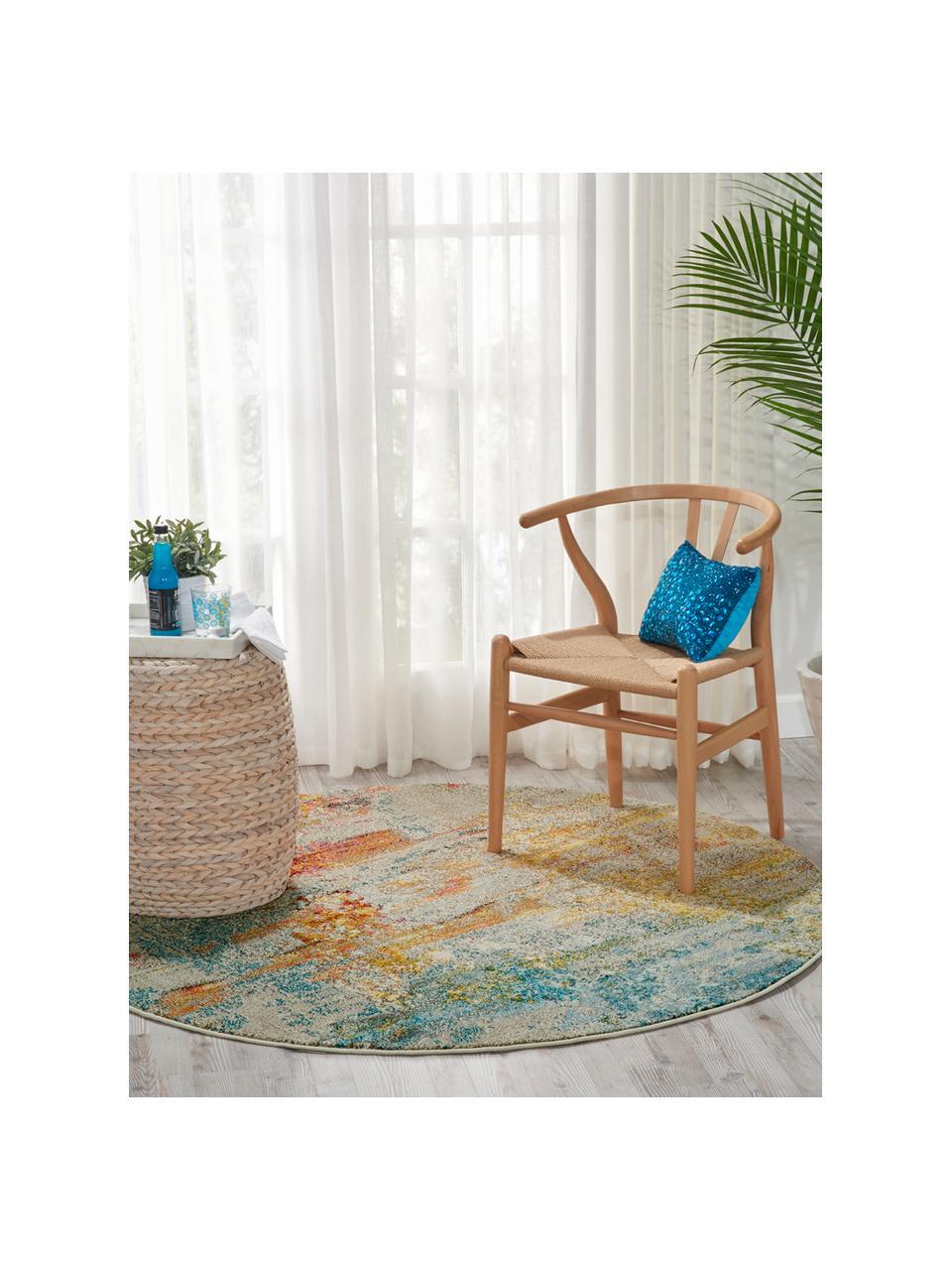 Okrągły dywan Celestial, Wielobarwny, Ø 160 cm (Rozmiar L)