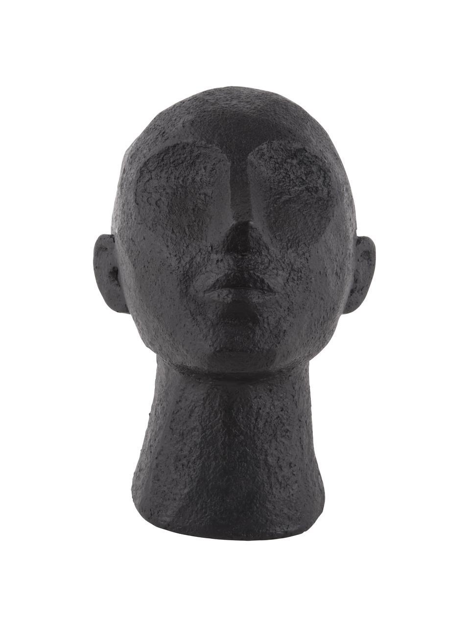 Deko-Objekt Art Up, Kunststoff, Schwarz, 16 x 23 cm