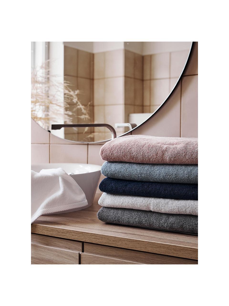 Einfarbiges Handtuch Comfort, verschiedene Größen, Hellblau, Handtuch