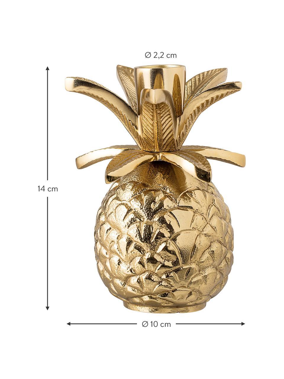 Svícen Pineapple, Zlatá
