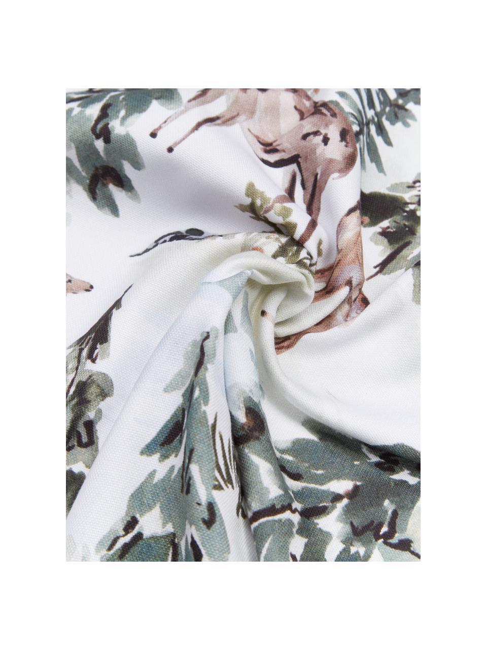 Housse de coussin 45x45 Forest par Candice Gray, Multicolore