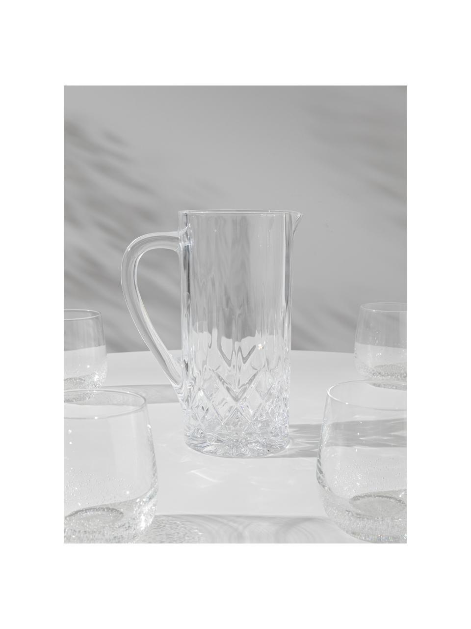 Pichet cristal Opera, 1,2l, Transparent
