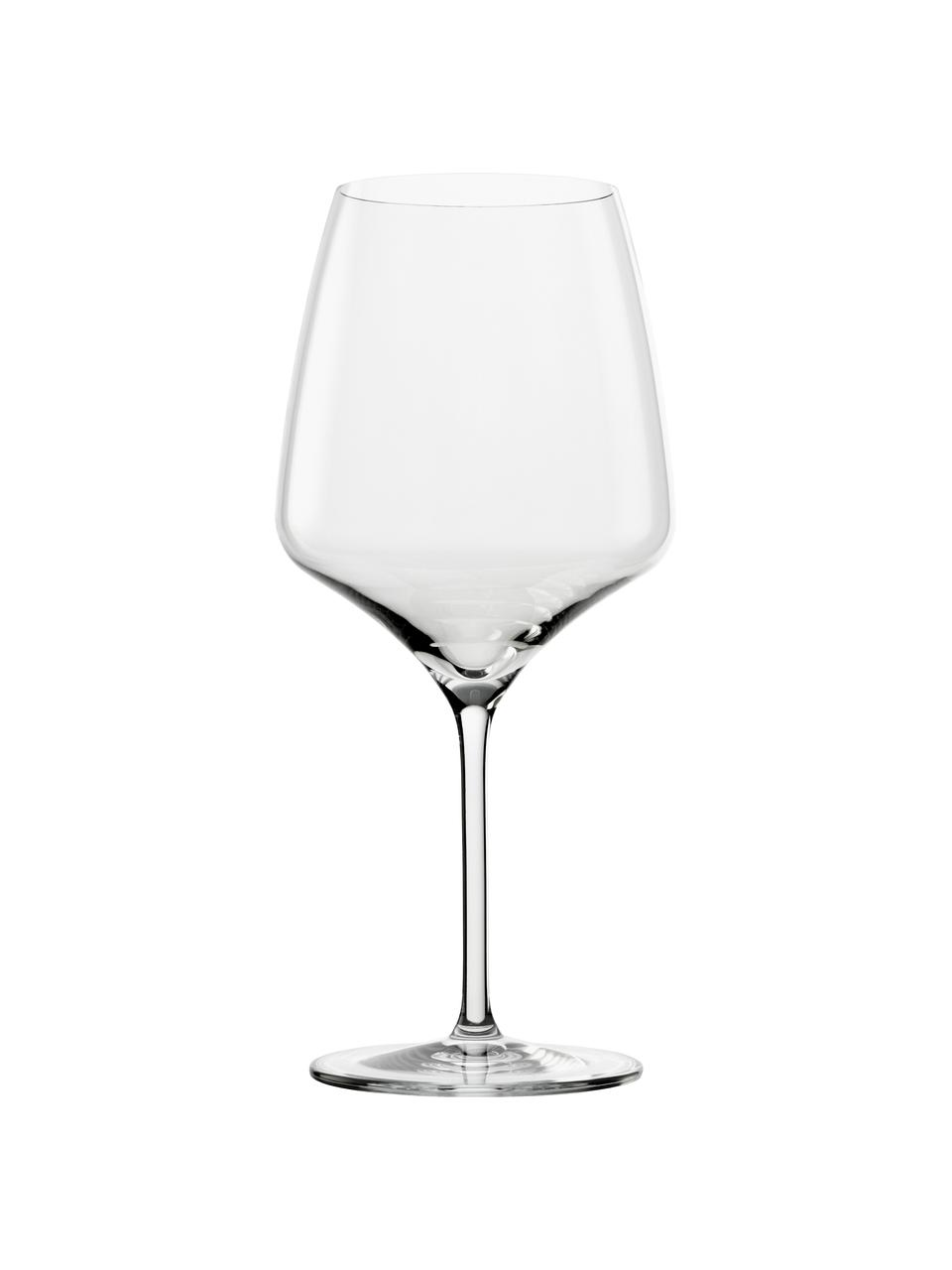 Kristall-Rotweingläser Experience, 6 Stück, Kristallglas, Transparent, Ø 11 x H 23 cm