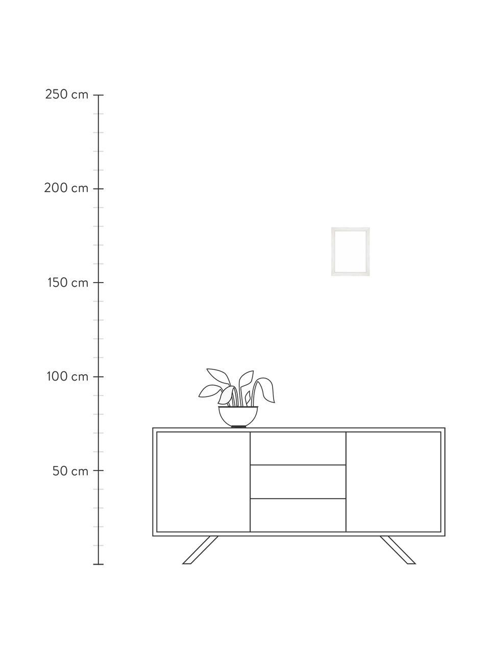 Ramka na zdjęcia Magic, Biały, 18 x 24 cm
