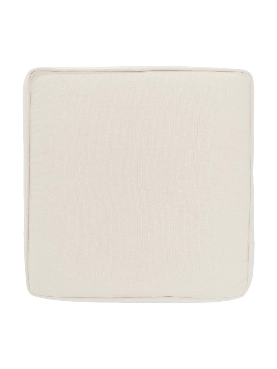 Hoog stoelkussen Zoey in beige, Beige, 40 x 40 cm