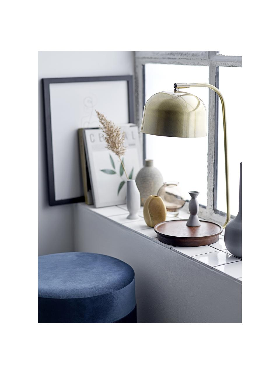 Set 3 vasi di design fatti a mano Lubava, Gres, Giallo, grigio chiaro, grigio, Set in varie misure