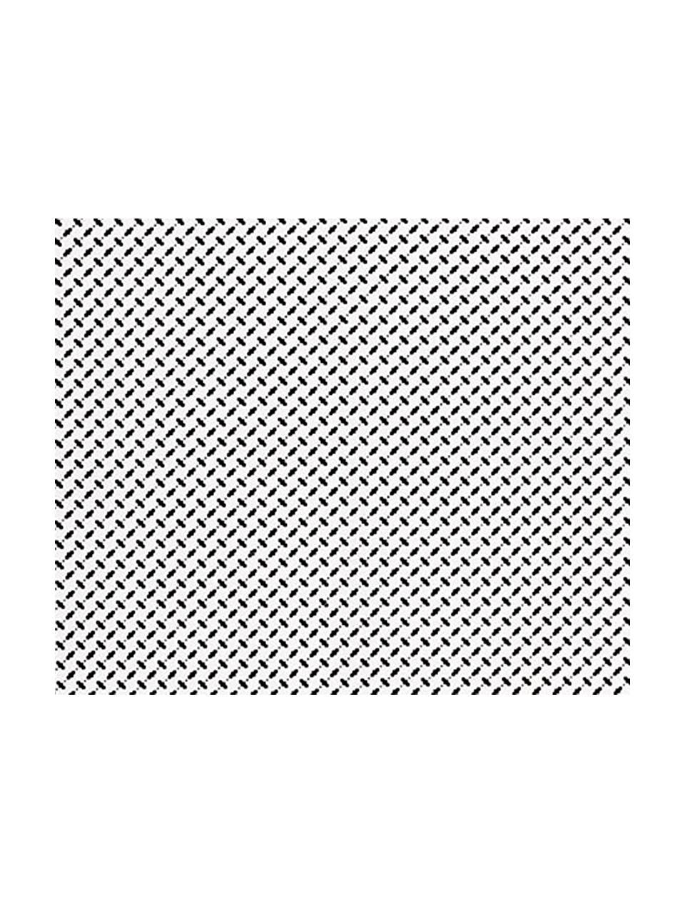Kompostierbare Schwammtuch-Rolle Palipur, 70% Cellulose, 30% Baumwolle, Weiß, Schwarz, 24 x 25 cm