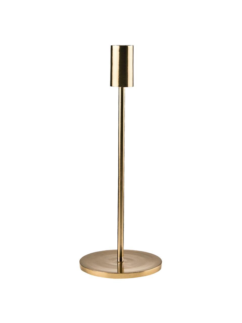 Grand chandelier en laiton Highlight, Couleur laitonnée