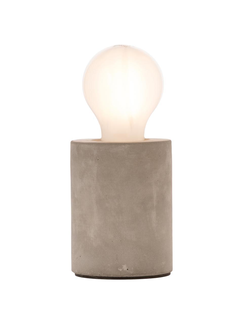 Lampadina E27, 8W, dimmerabile, bianco caldo, 1 pz, Paralume: materiale sintetico, Base lampadina: alluminio, Bianco, Ø 8 x Alt. 10 cm