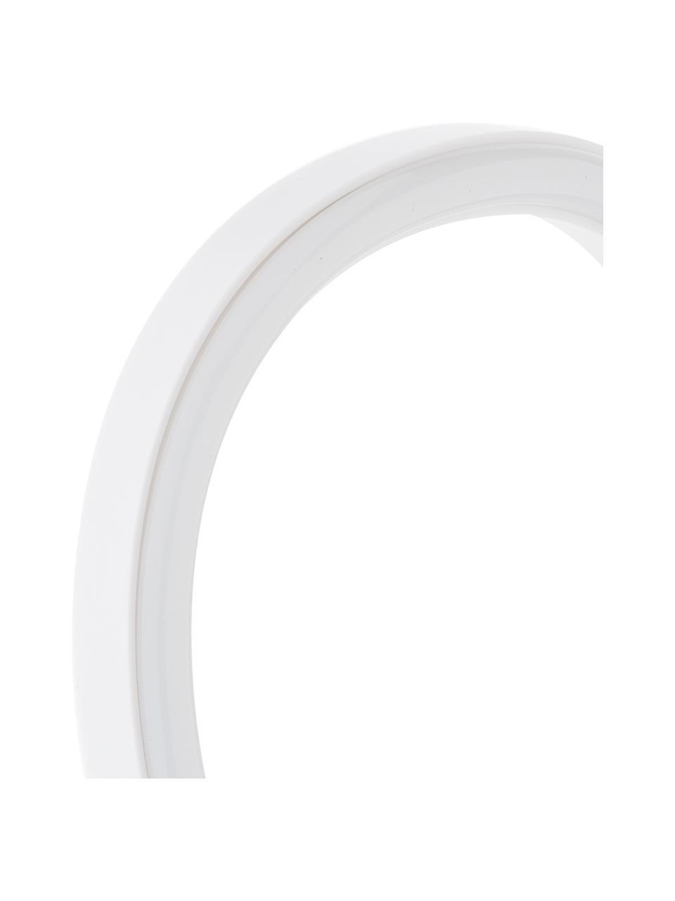 Wandleuchte Adri mit Stecker, Lichtfarbe: Gelb<br>Im ausgeschaltenen Zustand ist die LED-Leuchte Weiß, 30 x 29 cm