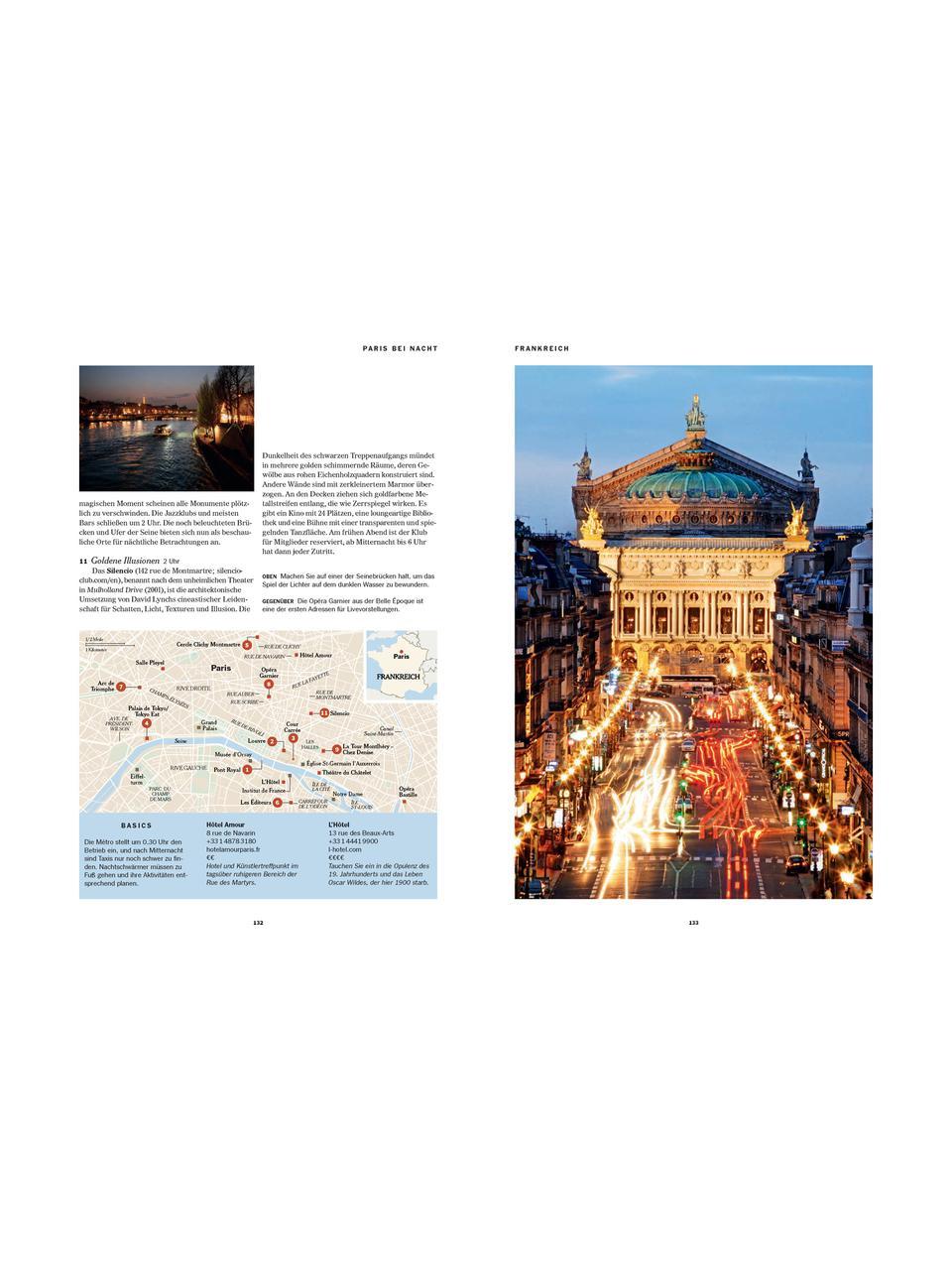 Buch 36 Hours – 125 Wochenenden in Europa, Papier, Flexicover, Mehrfarbig, 17 x 24 cm