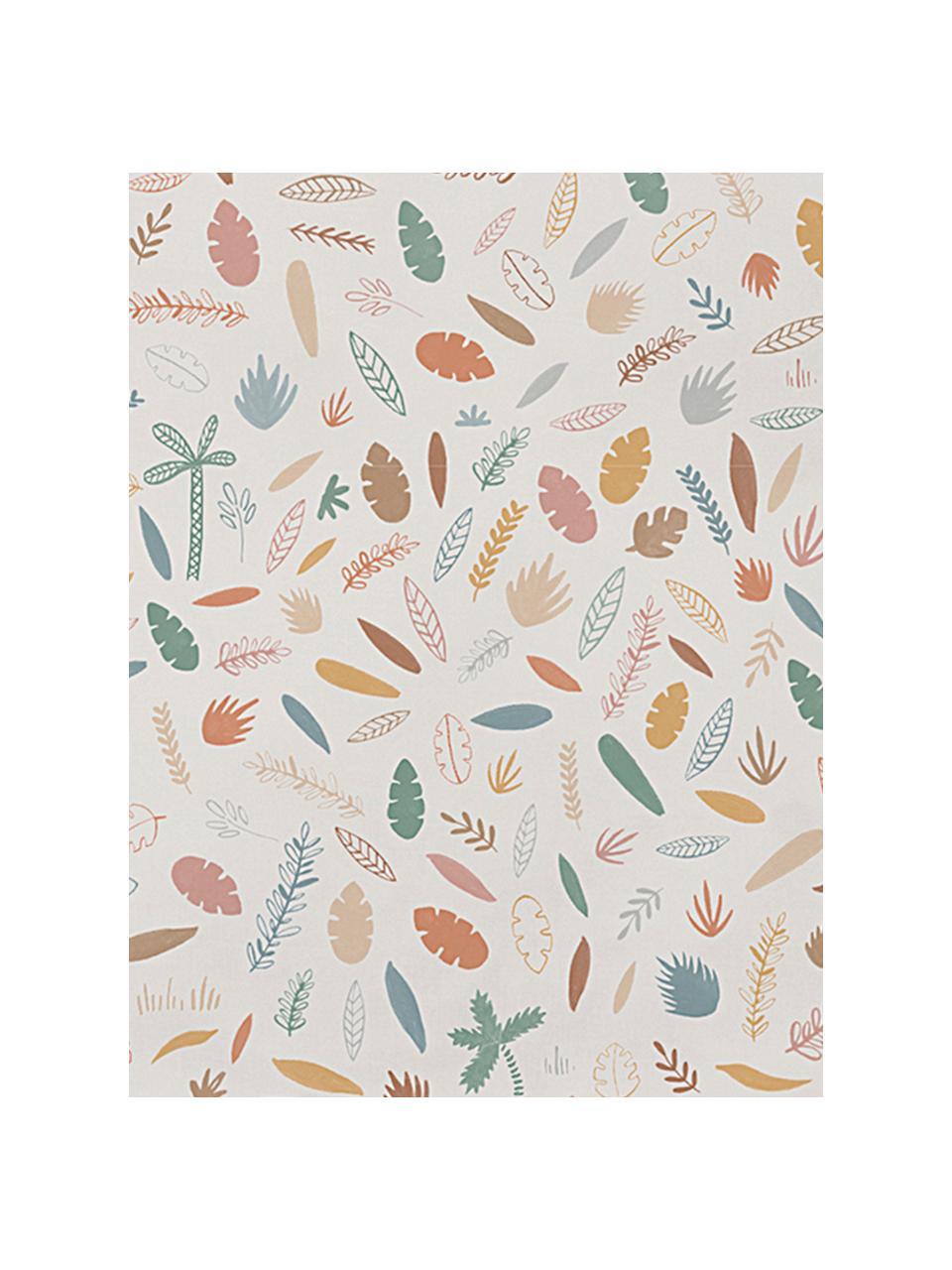Jersey dekbedovertrek Junior Wildlife, 2-delig, Weeftechniek: jersey, Multicolour, 100 x 135 cm