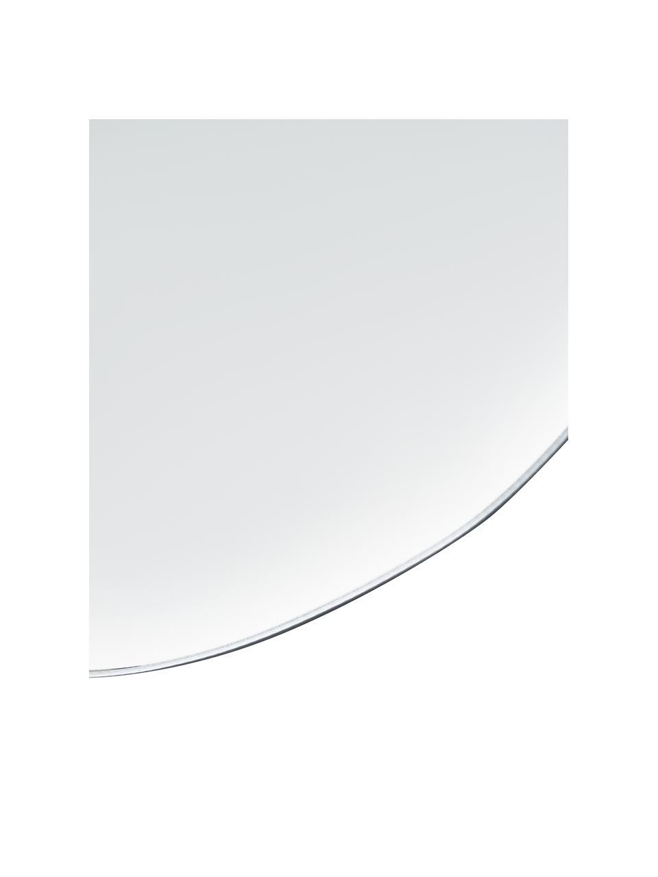 Miroir mural sans cadre Lake, Argent