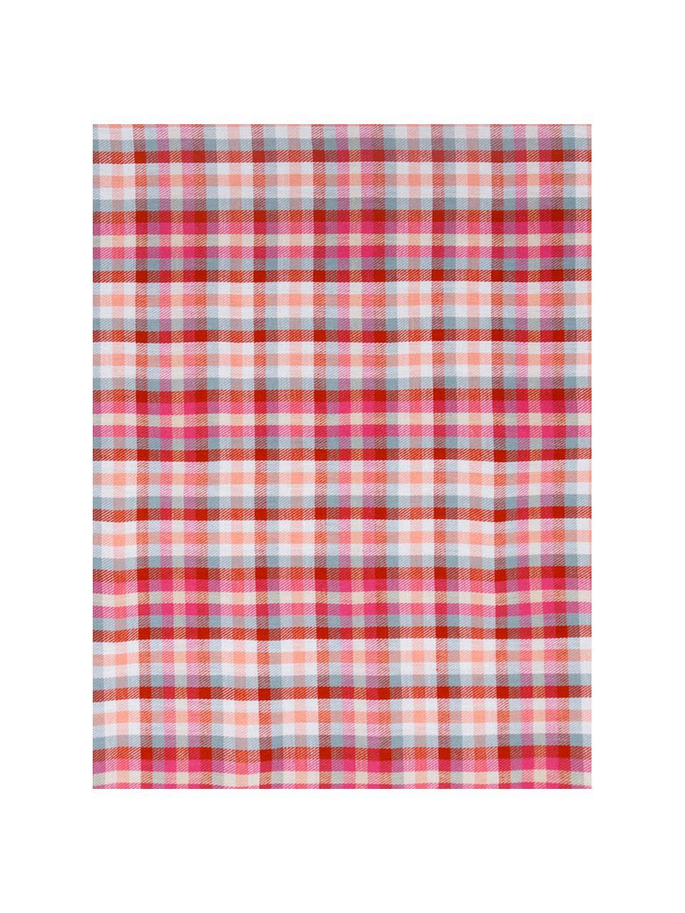 Coperta da picnic Clear, Retro: materiale sintetico, Rosso, bianco, rosa, menta, pesca, Larg. 130 x Lung. 170 cm