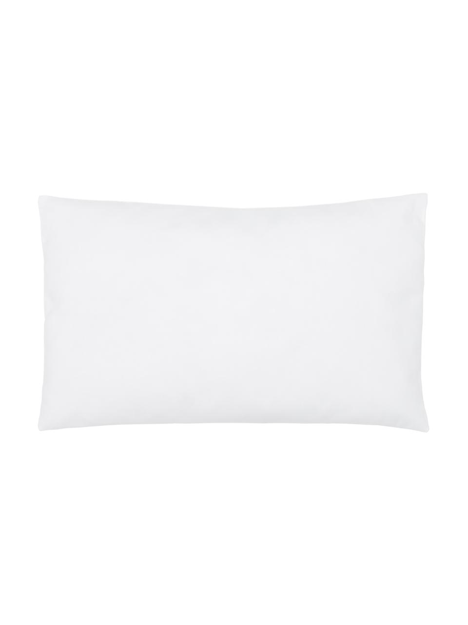 Wkład do poduszki z mikrofibry Sia, 30x50, Biały, S 30 x D 50 cm