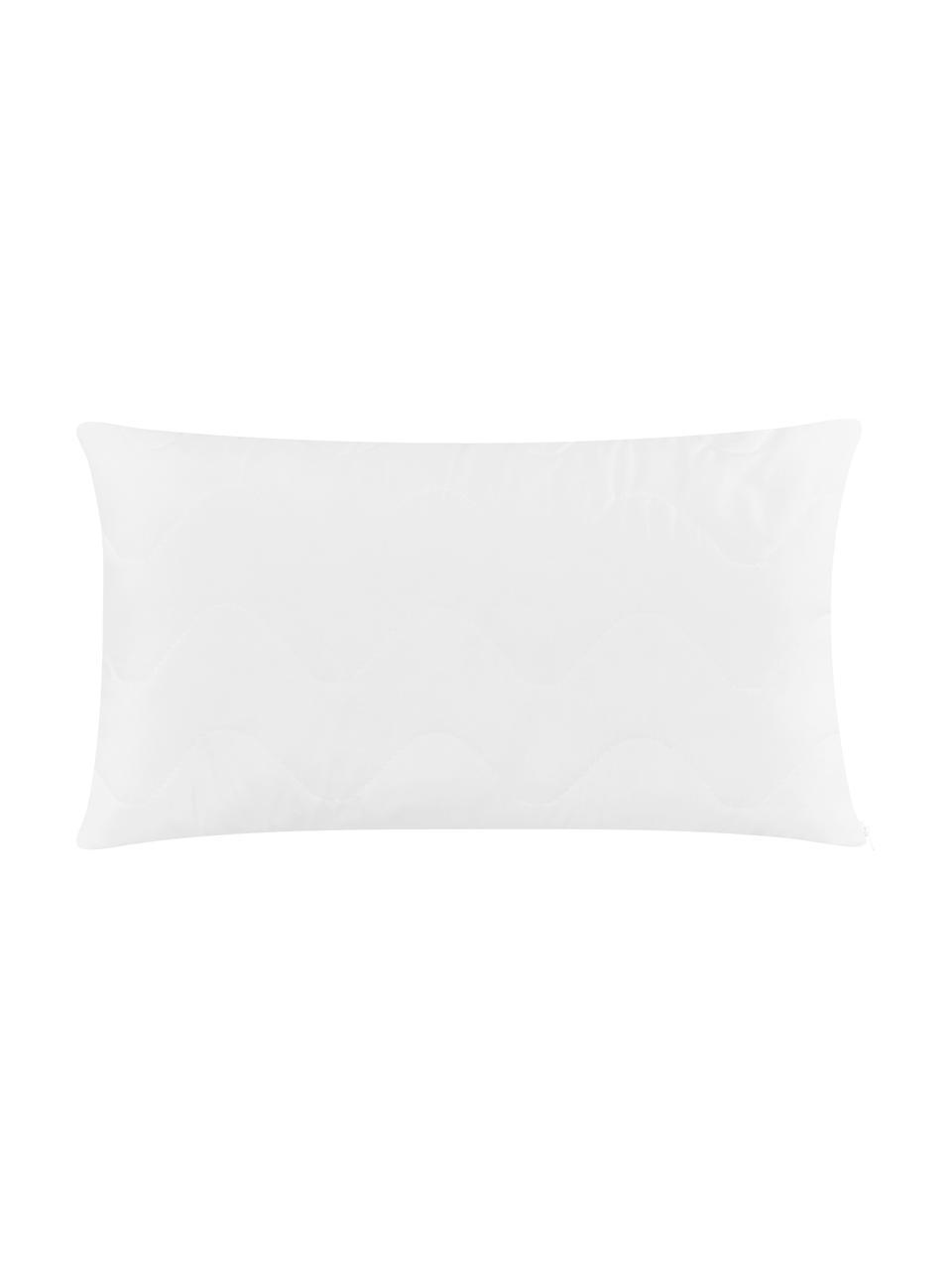 Garnissage de coussin en microfibre Premium Sia, 30x50, Blanc