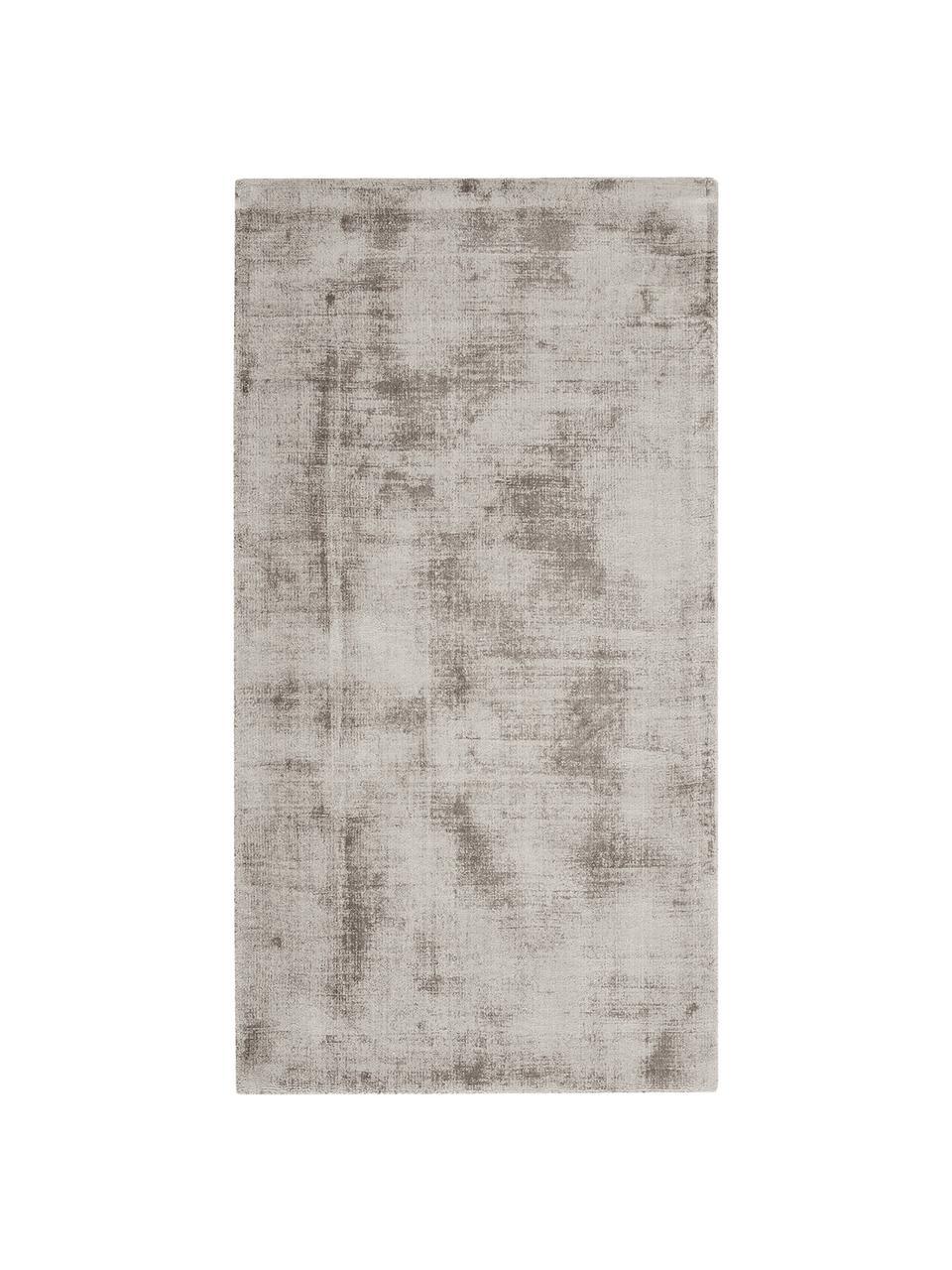 Ręcznie tkany dywan z wiskozy Jane, Taupe, S 300 x L 400 cm (Rozmiar XL)