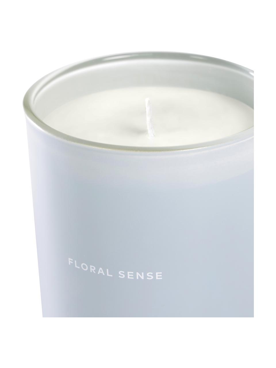 Świeca zapachowa Floral Sense (kwiaty ogrodowe), Kwiaty ogrodowe, Ø 8 x W 9 cm