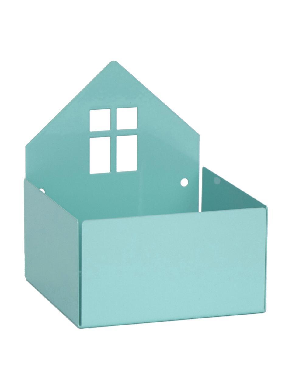 Boîte de rangement Town House, Bleu