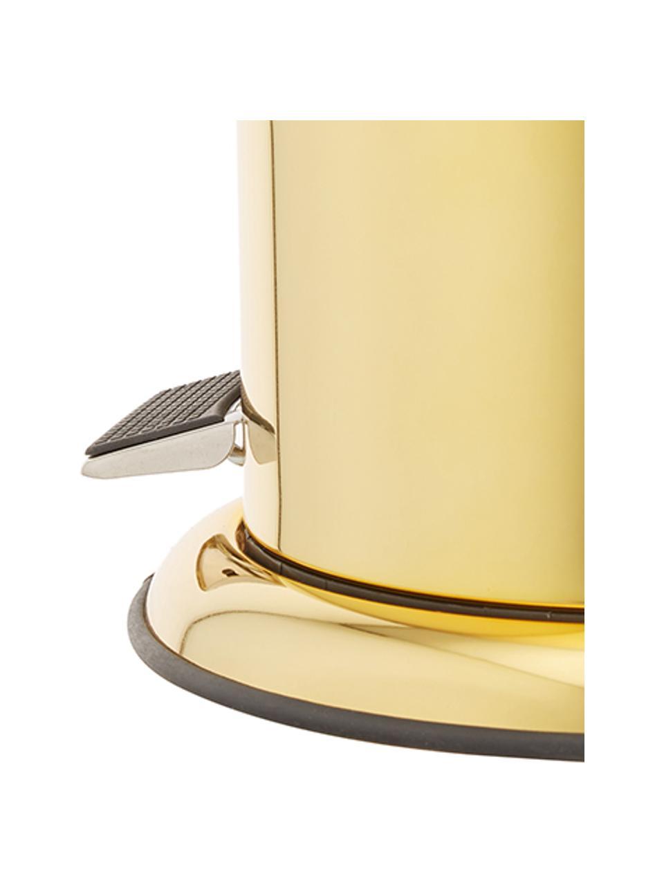 Kosz na śmieci Sam, Odcienie złotego, Ø 22 x W 30 cm