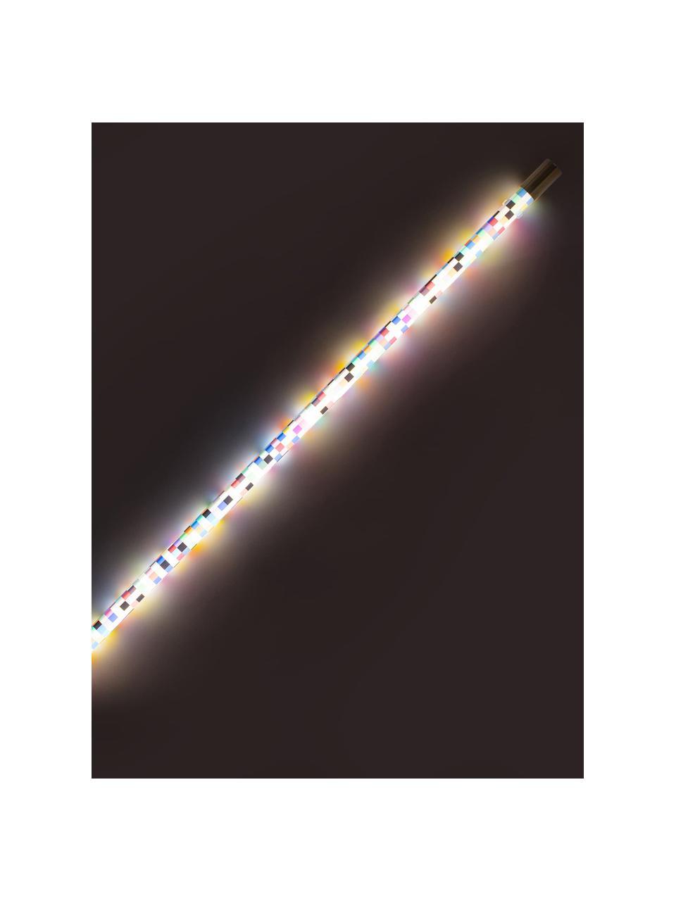 Applique murale LED avec/sans prise secteur Linea PixLED, Multicolore