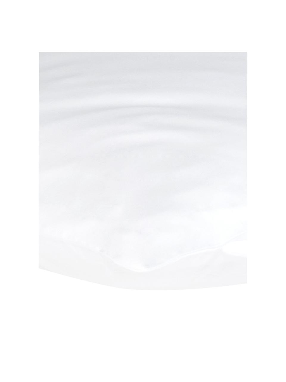 Baumwollsatin-Kopfkissenbezüge Comfort in Weiß, 2 Stück, Webart: Satin Fadendichte 250 TC,, Weiß, 40 x 80 cm