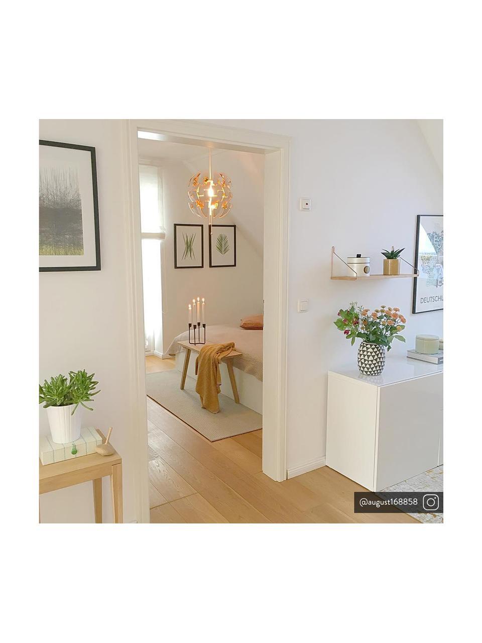 Candela profumata a  tre stoppini Aromatherapy (legno di sandalo & Ylang Ylang), Contenitore: vetro, Legno di sandalo & Ylang Ylang, Alt. 12 x Ø 11 cm