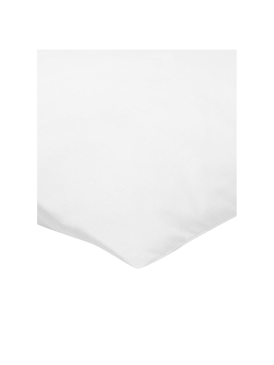 Wkład do poduszki z mikrofibry Sia, 40x40, Biały, S 40 x D 40 cm