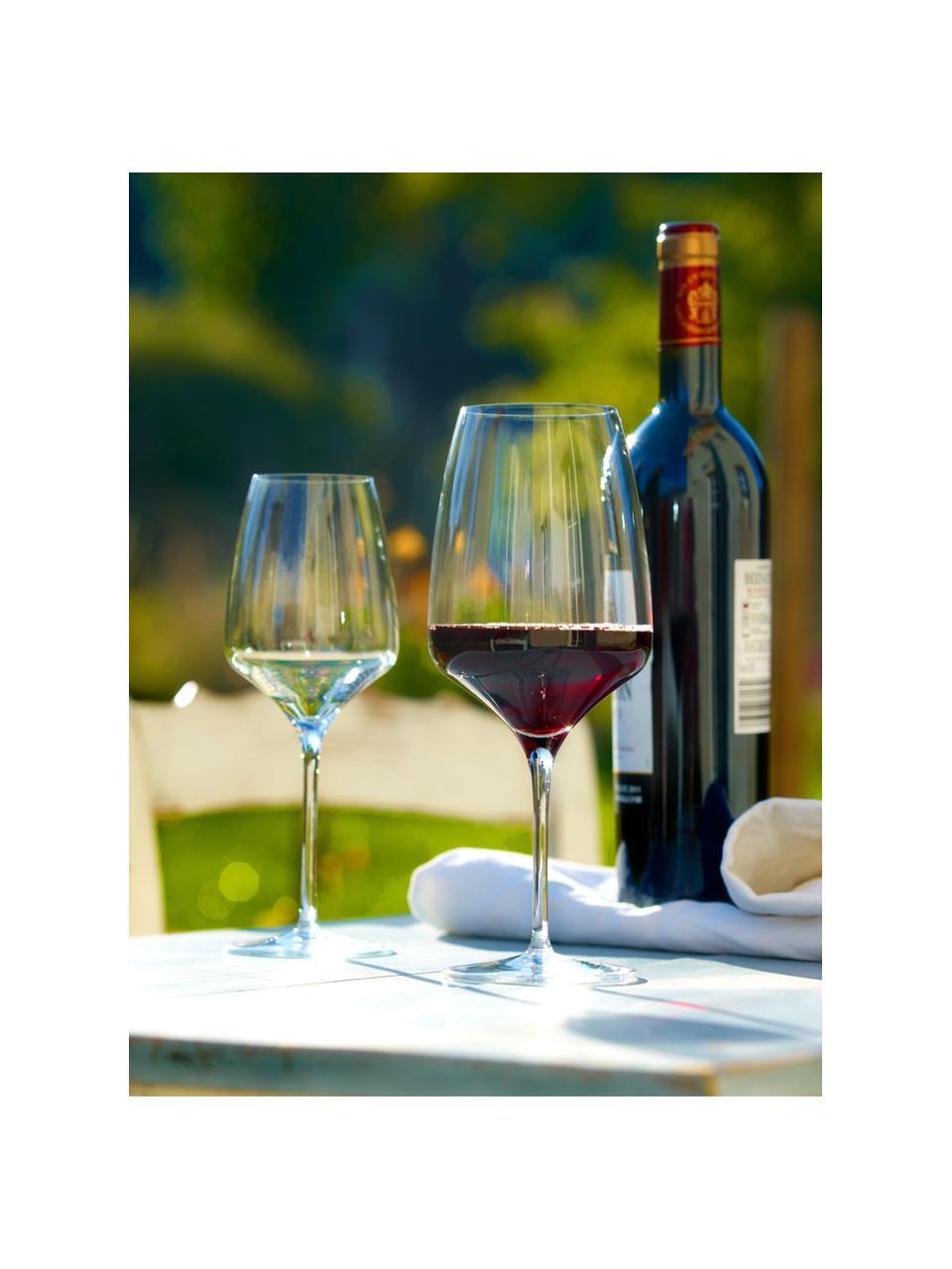 Verre à vin blanc cristal Experience, 6pièces, Transparent