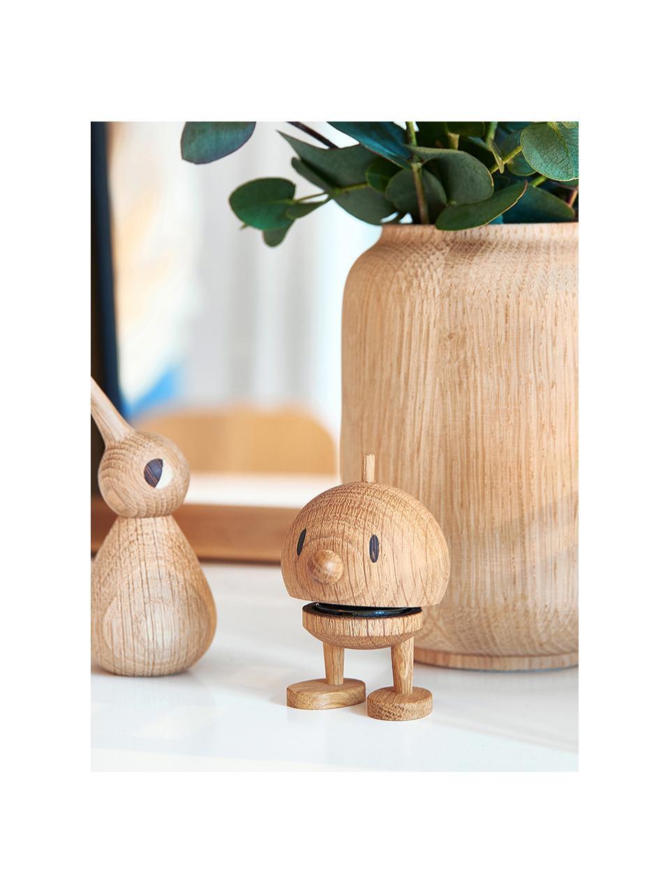 Dekoracja Baby Woody Bumble, Korpus: drewno dębowe, Brązowy, Ø 5 x W 7 cm