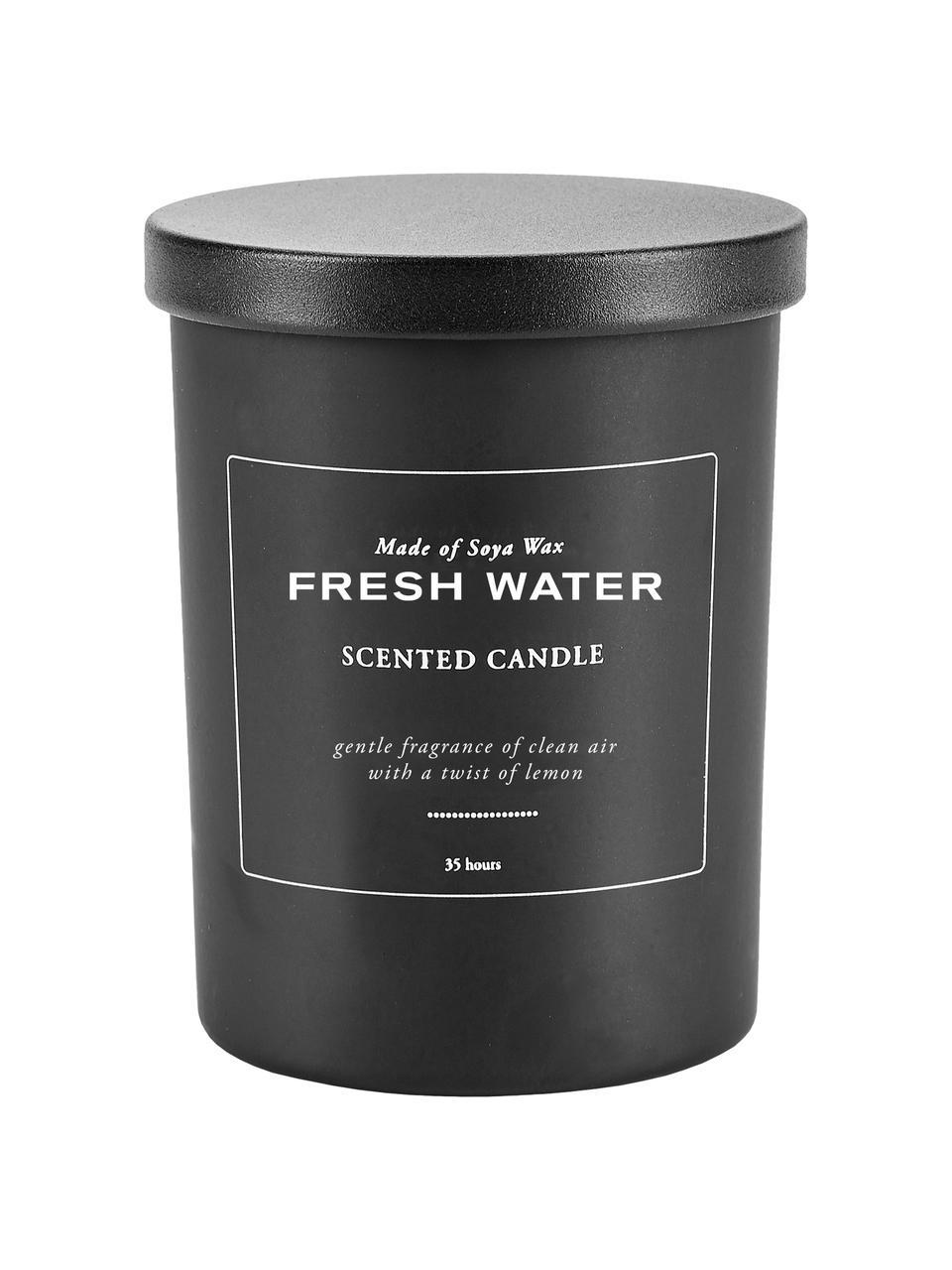 Vonná sviečka Fresh Water (čerstvý vzduch, citrón), Čerstvý vzduch, citrón