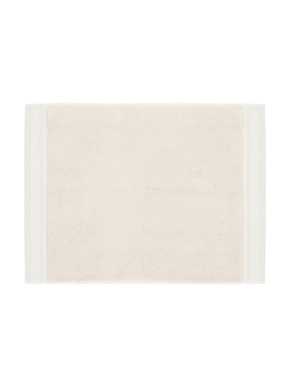 Dywanik łazienkowy antypoślizgowy Premium, Beżowy, S 50 x D 70 cm