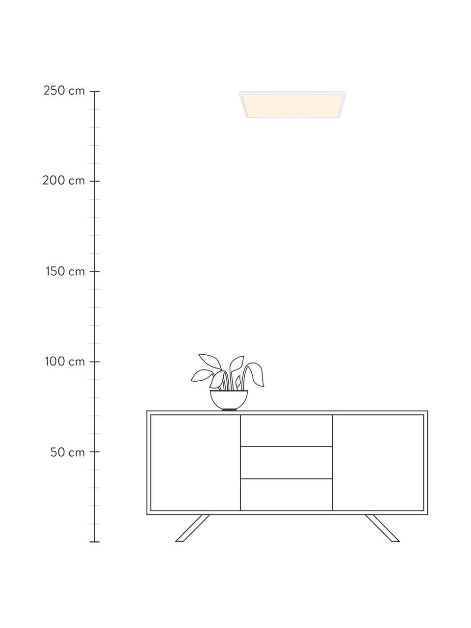 Panneau lumineux LED à intensité variable Harlow, Blanc