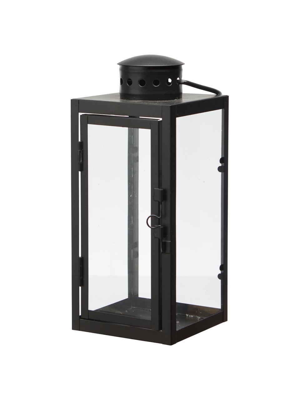Latarenka Hope, Stelaż: metal powlekany, Czarny, S 10 x W 23 cm