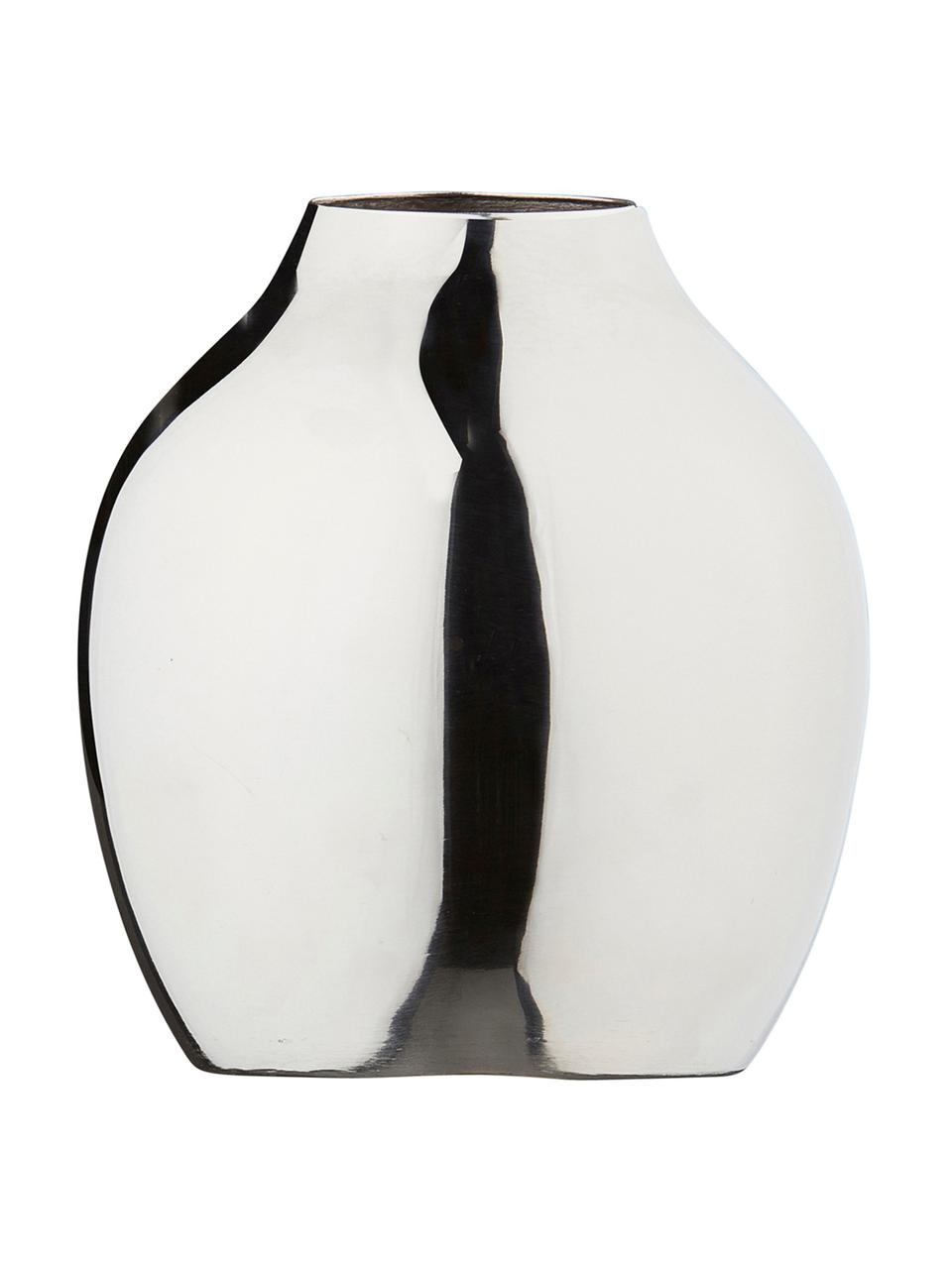 Vaso in metallo Gunnebo, Metallo verniciato, Metallo, Ø 8 x Alt. 10 cm