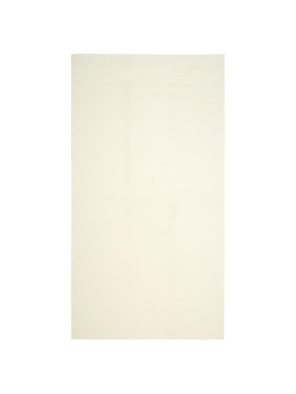 Tappeto in lana beige Ida, Retro: 60% juta, 40% poliestere , Beige, Larg. 160 x Lung. 230 cm (taglia M)
