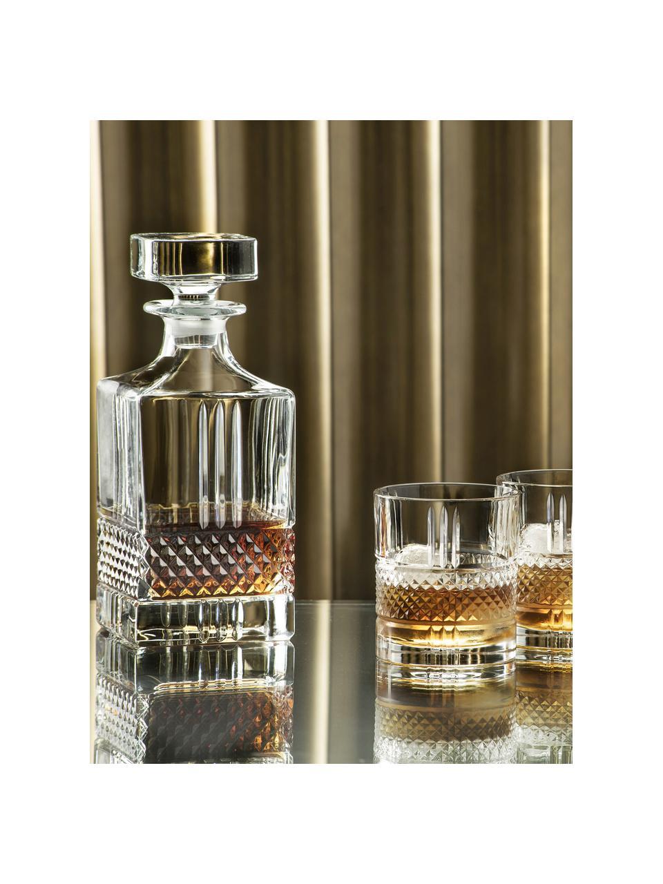 Carafe à décanter cristal Calicavino, 850ml, Transparent