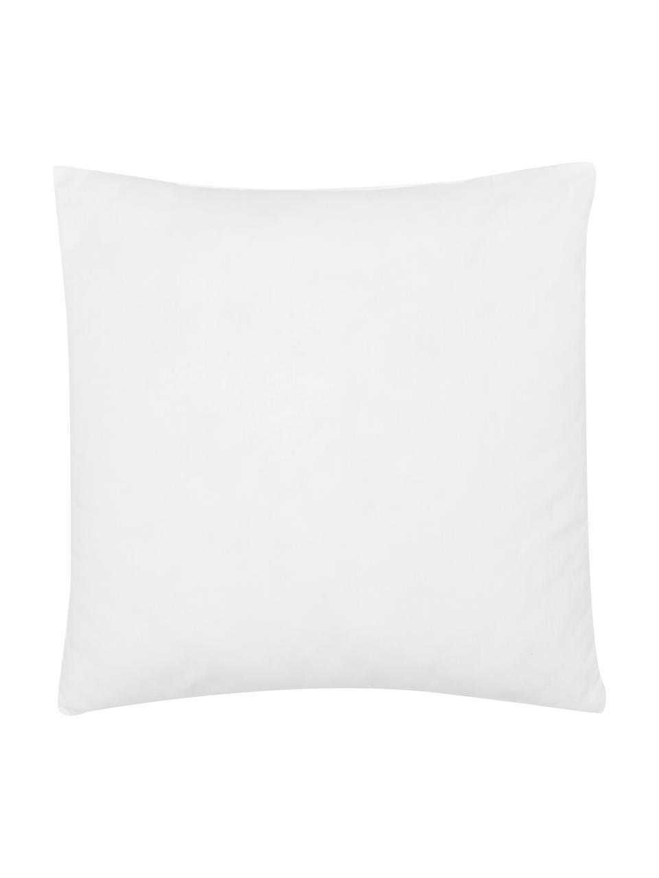 Kissen-Inlett Sia, 45x45, Microfaser-Füllung, Hülle: 100% Baumwolle, Weiß, 45 x 45 cm