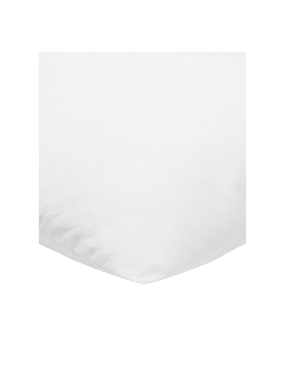 Wkład do poduszki z mikrofibry Sia, 45x45, Biały, S 45 x D 45 cm