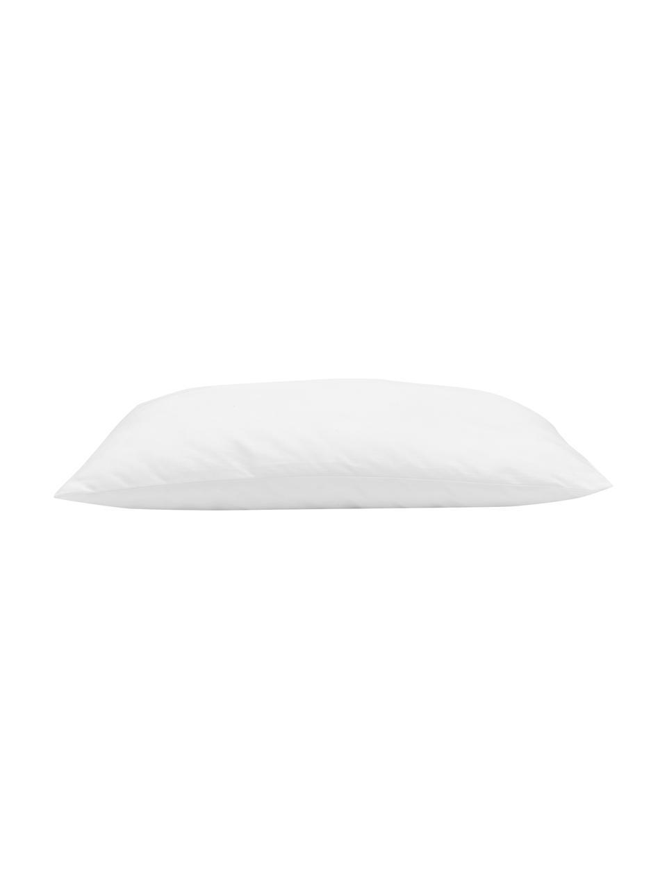 Wypełnienie poduszki z mikrofibry Sia, 45 x 45, Biały, S 45 x D 45 cm
