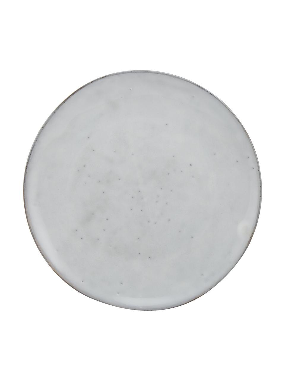 Handgemaakte serviesset Nordic Sand van keramiek, 4 personen (12-delig), Keramiek, Zandkleurig, Set met verschillende formaten