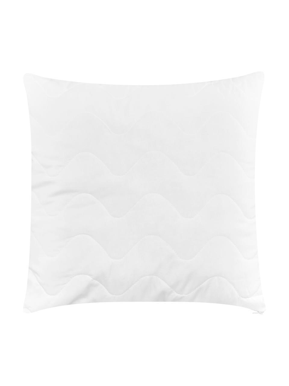 Premium Kissen-Inlett Sia, 50x50, Microfaser-Füllung, Hülle: 100% Polyester, wattiert, Weiß, 50 x 50 cm