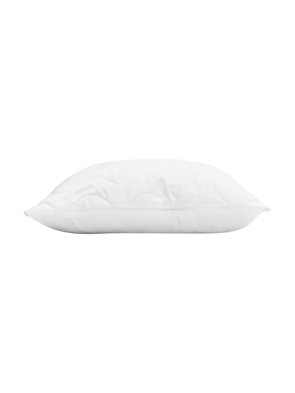 Imbottitura cuscino in microfibra Premium Sia, 50 x 50, Bianco, Larg. 50 x Lung. 50 cm