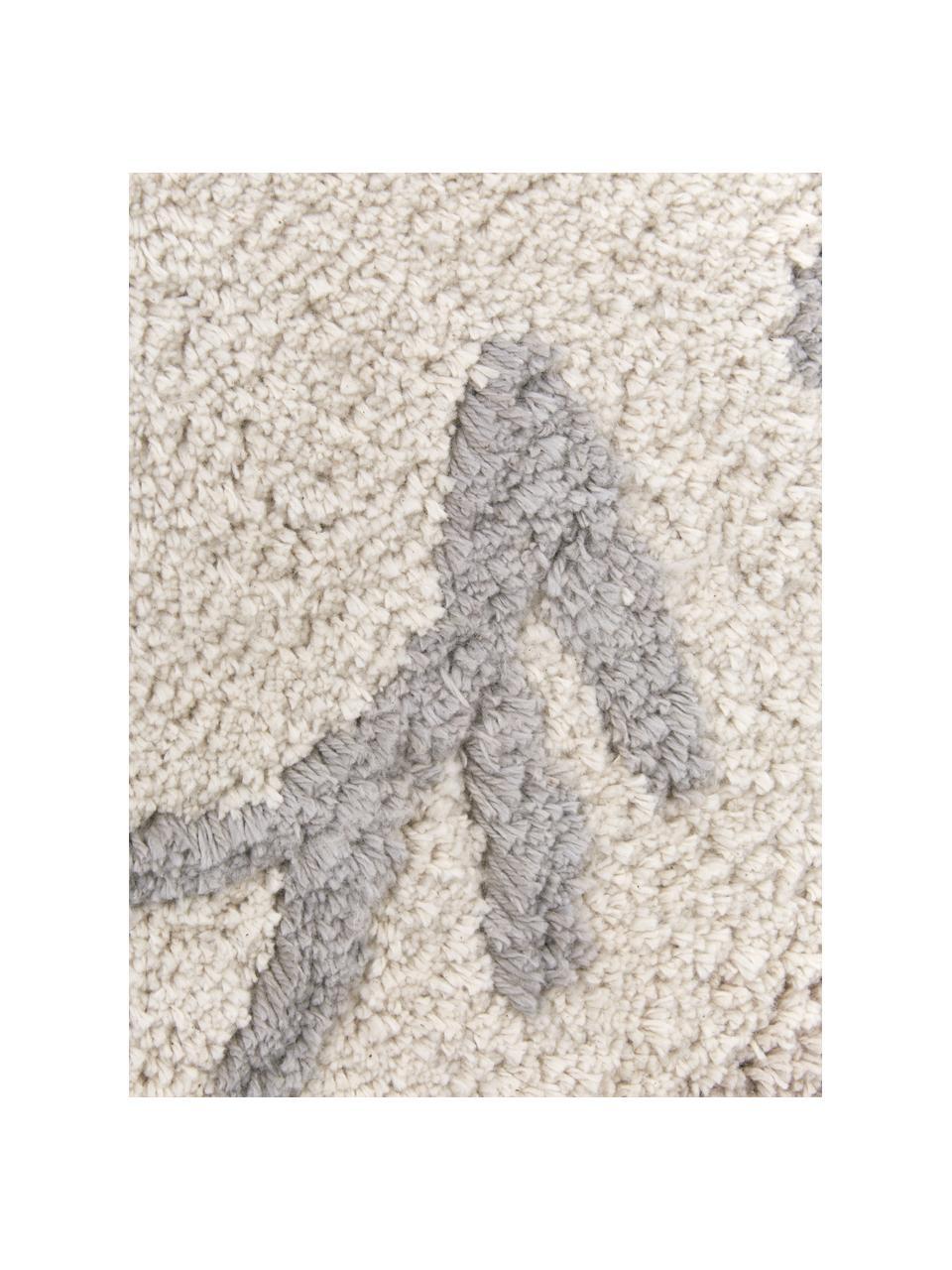 Dywan Sweet Pepa, Bawełna, Brązowy, beżowy, S 95 x D 120 cm