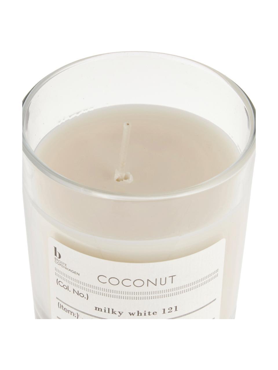 Vonná svíčka Bliss (kokos), Kokos