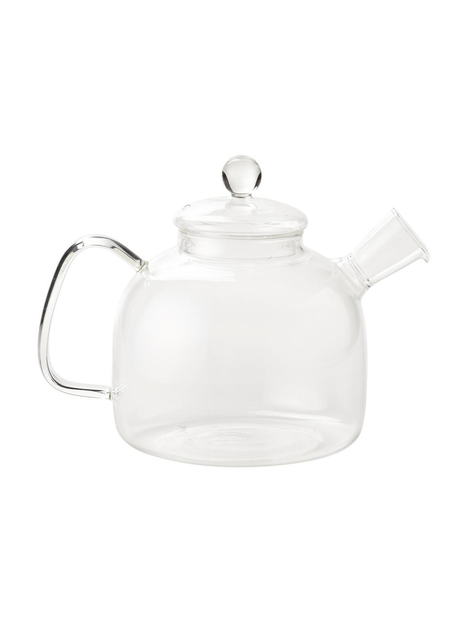 Théière verre borosilicate Boro, 1.75 L, Transparent
