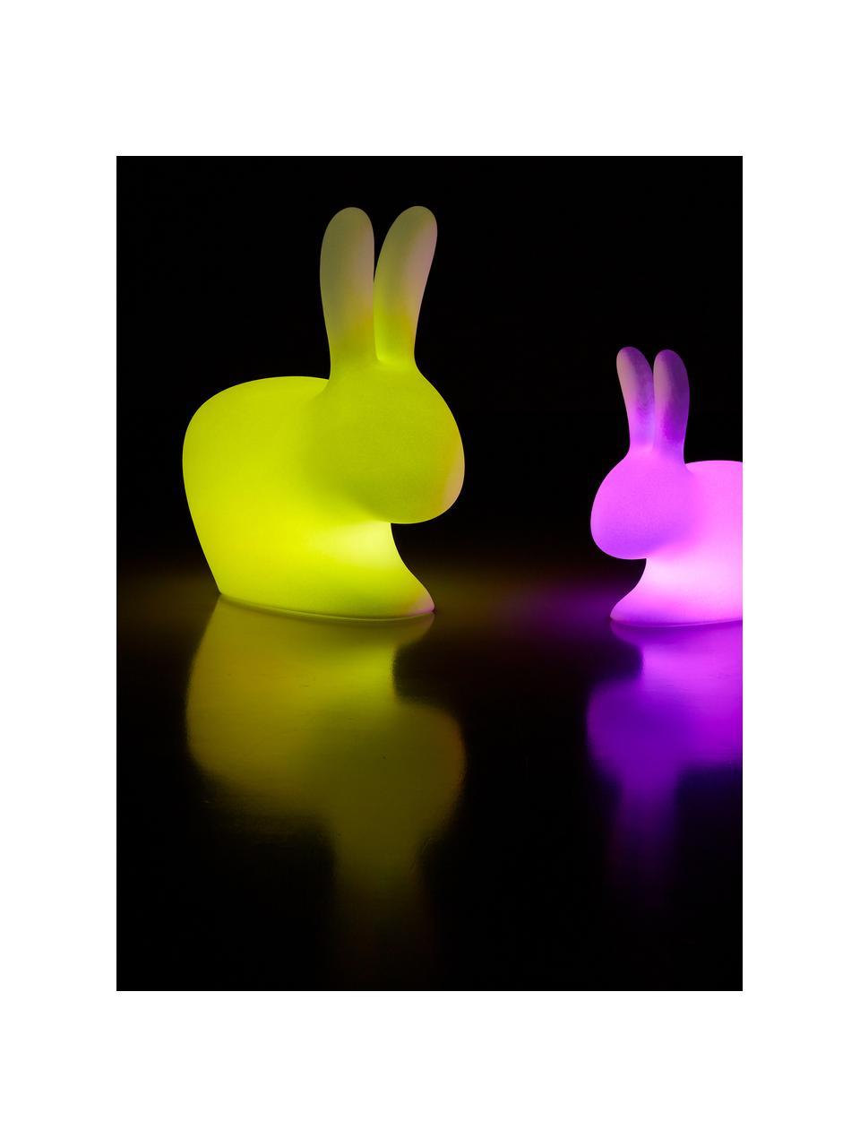 Přenosná stmívatelná stolní lampa Rabbit, Bílá