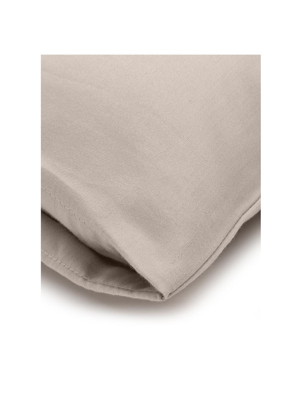 Poszewka na poduszkę z włókna bambusowego Skye, 2 szt., Beżowy, S 40 x D 80 cm